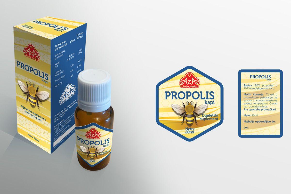 Propolis drops - Aspect Communications